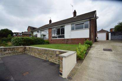 2 Bedrooms Bungalow for sale in Daleside Grove, Pudsey, West Yorkshire