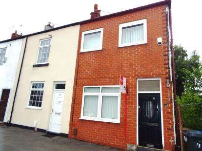 3 Bedrooms End Of Terrace House for sale in Queen Street, Little Hulton, Greater Manchester