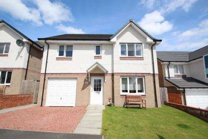 4 Bedrooms Detached House for sale in Woodfoot Quadrant, Parklands