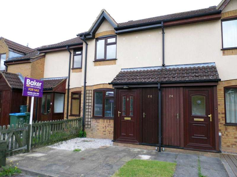 2 Bedrooms Terraced House for sale in Bierton Park