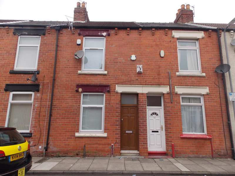 4 Bedrooms Terraced House for sale in Falmouth Street, Middlesbrough, TS1 3HJ