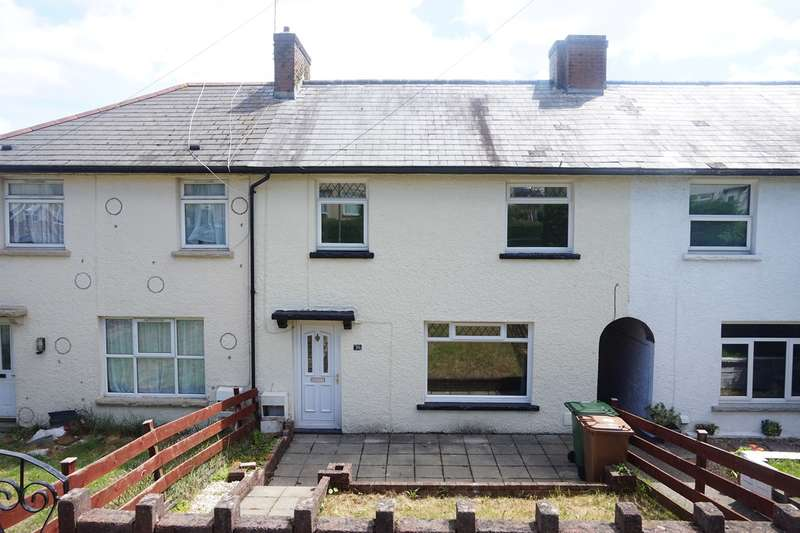 3 Bedrooms Terraced House for sale in Brynglas Avenue, Pontllanfraith, Blackwood, NP12