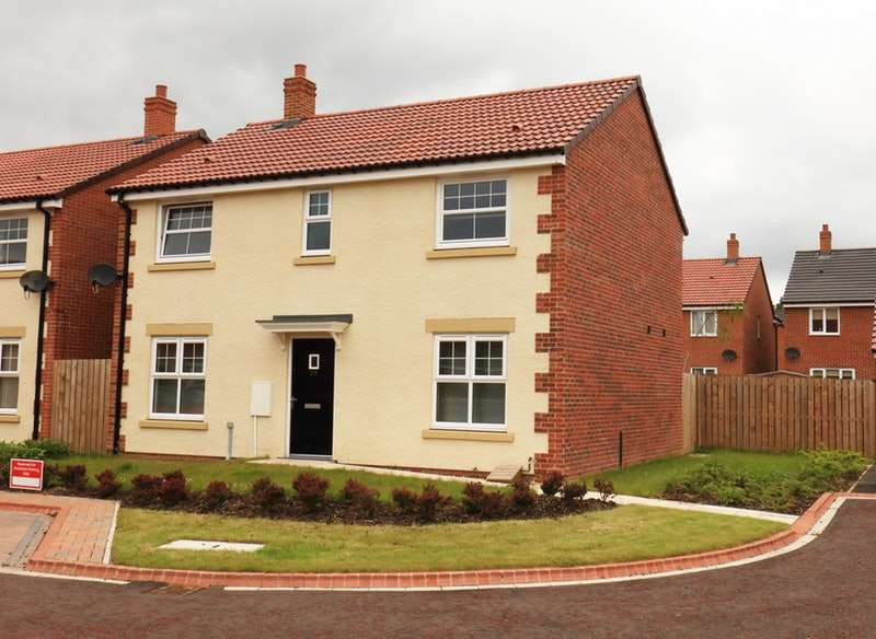 4 Bedrooms Detached House for sale in Colliery Close, Benton, Tyne and Wear, NE12