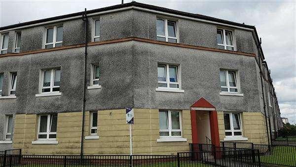 2 Bedrooms Apartment Flat for sale in Glenisla Street, Glasgow