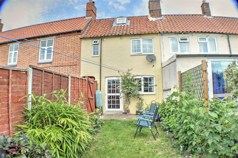 2 Bedrooms End Of Terrace House for sale in The Square, Leasingham