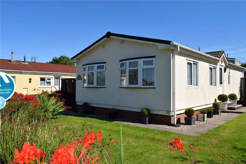 2 Bedrooms Park Home Mobile Home for sale in Enys Redenek, Wheal Seaton, Camborne