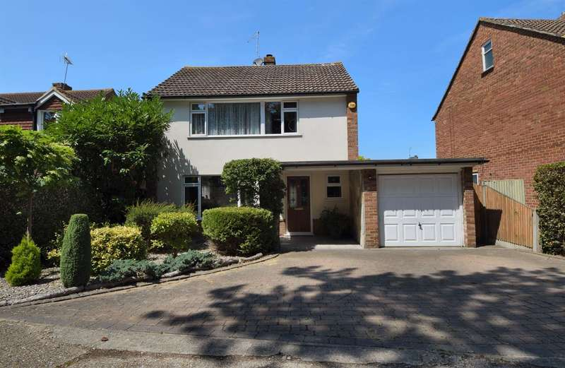 4 Bedrooms Detached House for sale in Canterbury Road, Herne Bay