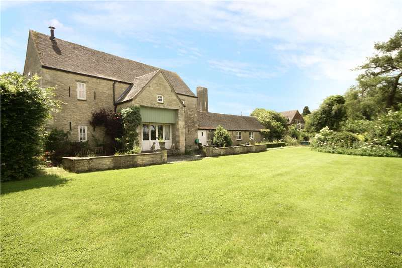 4 Bedrooms Detached House for sale in Rodmarton, Cirencester, GL7