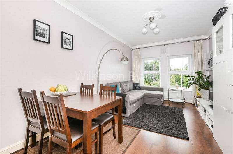 2 Bedrooms Flat for sale in Eleanor Road, Bounds Green