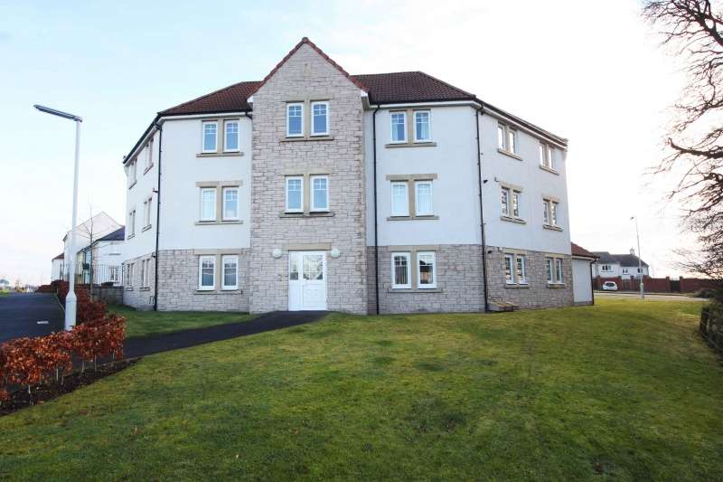 2 Bedrooms Flat for sale in Aberdour Road, Dunfermline, Fife, KY11 8LU