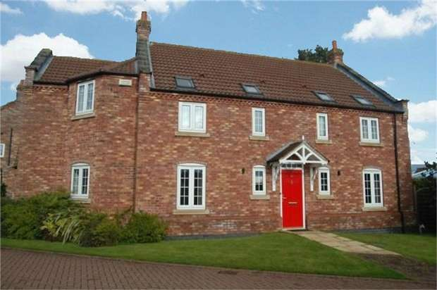4 Bedrooms Detached House for sale in Towgarth Walk, Eastrington, Goole, East Riding of Yorkshire