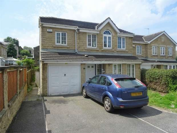 4 Bedrooms Detached House for sale in Loxley Close, Bradford, West Yorkshire