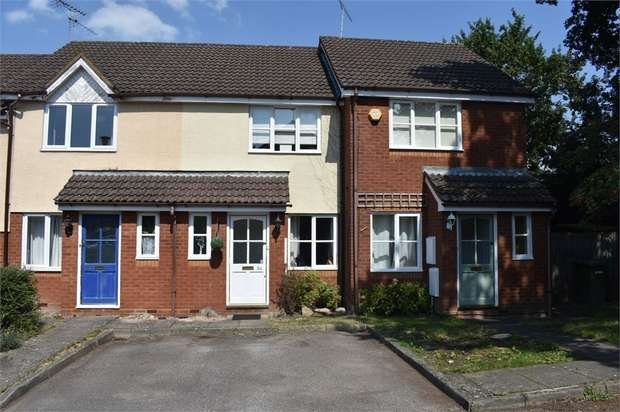 2 Bedrooms Terraced House for sale in Dunford Place, Binfield, BRACKNELL, Berkshire
