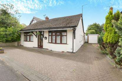 3 Bedrooms Bungalow for sale in Coalway Road, Merry Hill, Wolverhampton, West Midlands