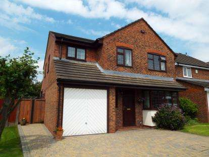 5 Bedrooms Detached House for sale in Turner Avenue, Lostock Hall, Preston, Lancashire