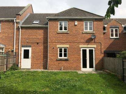4 Bedrooms Terraced House for sale in Wansford Close, Whitkirk, Leeds, West Yorkshire