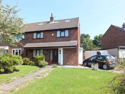 5 Bedrooms Semi Detached House for sale in Bannister Drive, Leyland, Lancashire