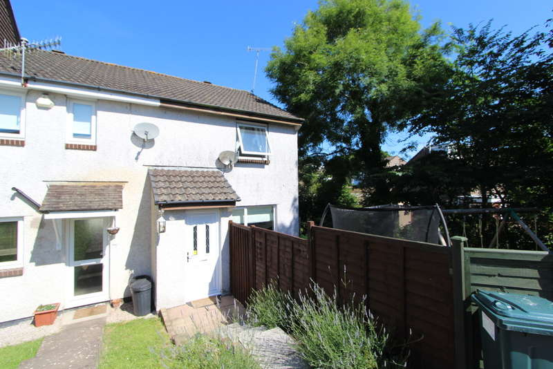 3 Bedrooms End Of Terrace House for sale in Cedar Close, Torpoint