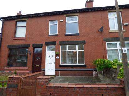 3 Bedrooms Terraced House for sale in Rectory Lane, Bury, Greater Manchester, BL9