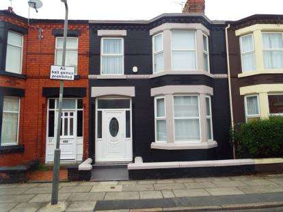 3 Bedrooms Terraced House for sale in Gorseburn Road, Tuebrook, Merseyside, England, L13