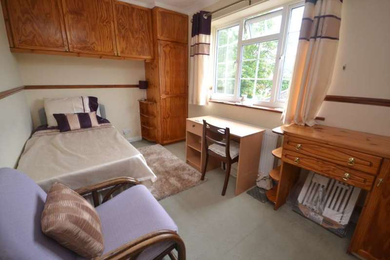 1 Bedroom House Share for rent in Sycamore Road, Reading