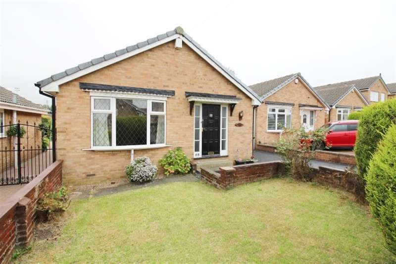 2 Bedrooms Detached Bungalow for sale in Springbank Close, Farsley, LS28