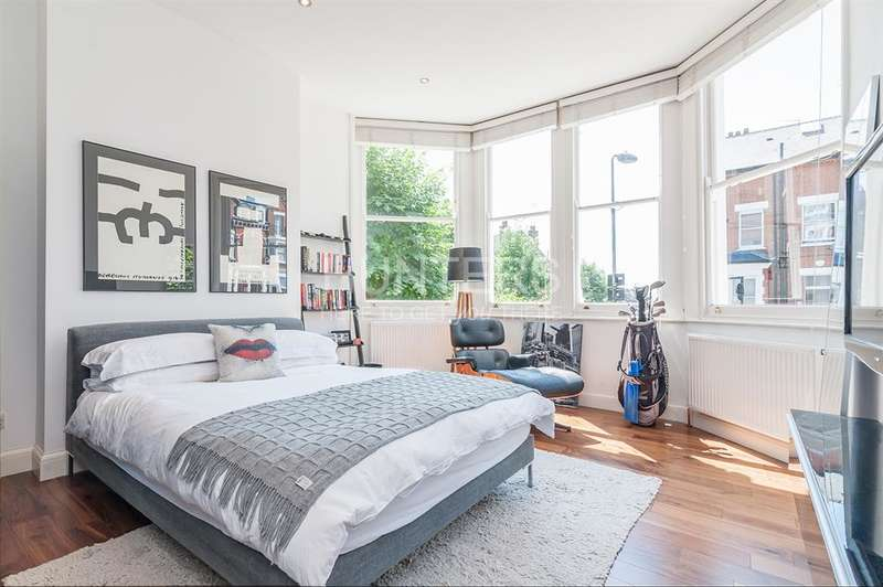 2 Bedrooms Apartment Flat for sale in Sherriff Road, London, NW6 2AU