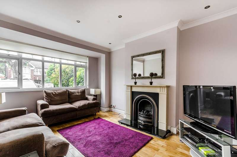 4 Bedrooms Terraced House for sale in Boveney Road, Forest Hill, SE23