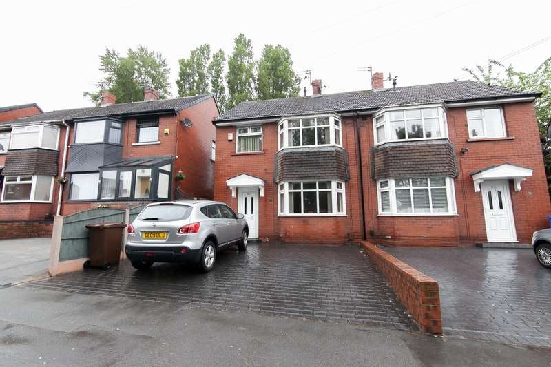 3 Bedrooms Semi Detached House for sale in Beaufort Road, Ashton-under-Lyne, Greater Manchester, OL6