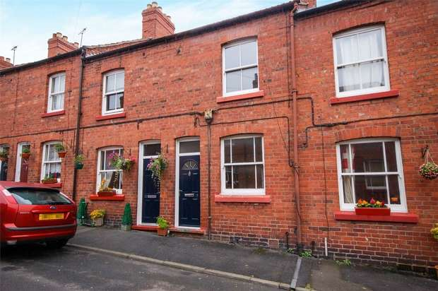 3 Bedrooms Terraced House for sale in Coronation Street, Highley, BRIDGNORTH, Shropshire