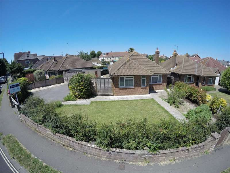 2 Bedrooms Detached Bungalow for sale in Ettrick Road, Chichester, West Sussex, PO19