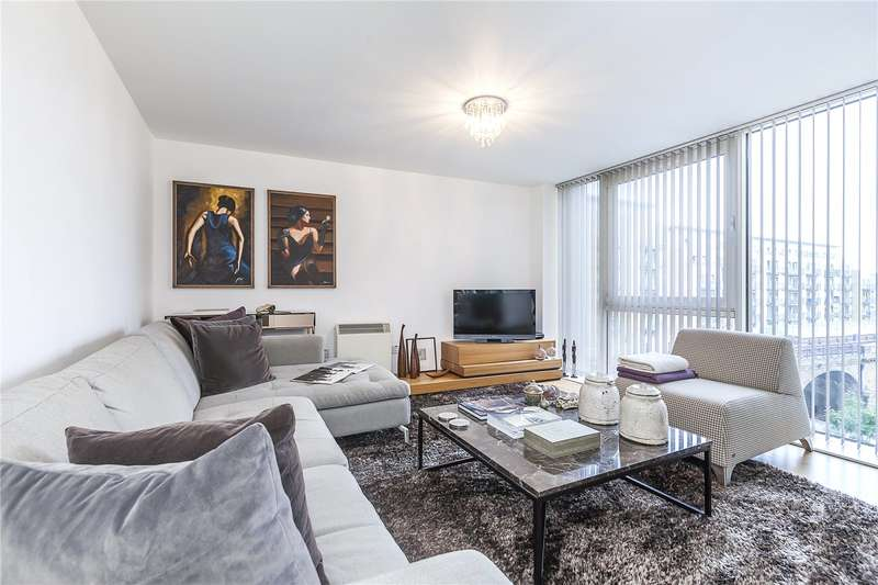 1 Bedroom Flat for sale in Berglen Court, 7 Branch Road, London, E14