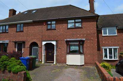 3 Bedrooms Semi Detached House for sale in Attlee Crescent, Rugeley, Staffordshire