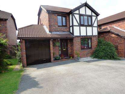 4 Bedrooms Detached House for sale in Freshfield Drive, Tytherington, Macclesfield, Cheshire