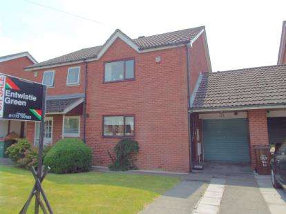 3 Bedrooms Semi Detached House for sale in Victoria Road, Fulwood, Preston, Lancashire, PR2