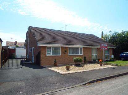 2 Bedrooms Bungalow for sale in Cumberland Crescent, Cheltenham, Gloucestershire