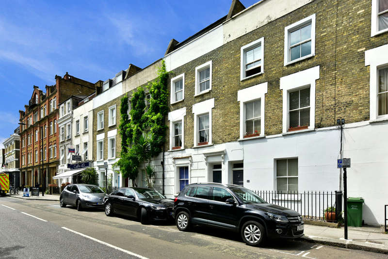 5 Bedrooms Terraced House for sale in Pratt Street, NW1 0BJ