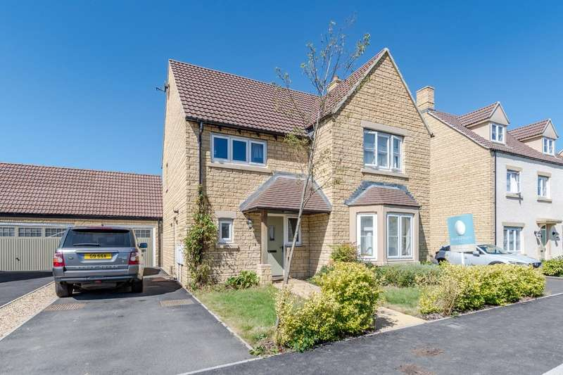 4 Bedrooms Detached House for sale in Sutton Benger