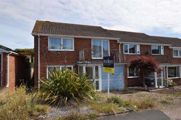 4 Bedrooms End Of Terrace House for sale in Cherry Brook Drive, Paignton, Devon