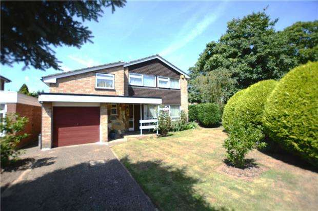 4 Bedrooms Detached House for sale in West Drayton Park Avenue, West Drayton