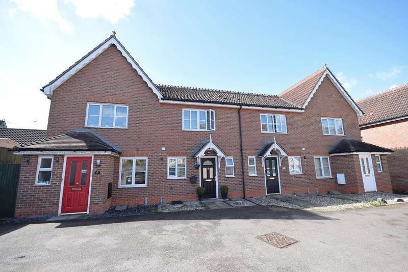 2 Bedrooms Terraced House for sale in Malkin Drive, Church Langley, Harlow, Essex, CM17 9HL
