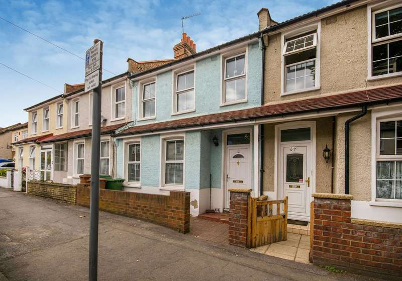 3 Bedrooms Terraced House for sale in Beauchamp Road, West Sutton, SM1