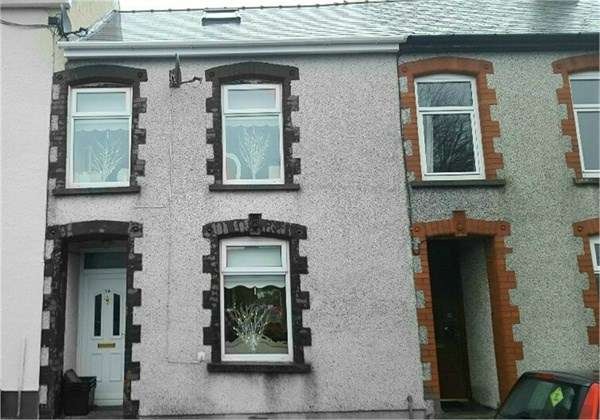 2 Bedrooms Terraced House for sale in Rhyd Terrace, Tredegar, NP22