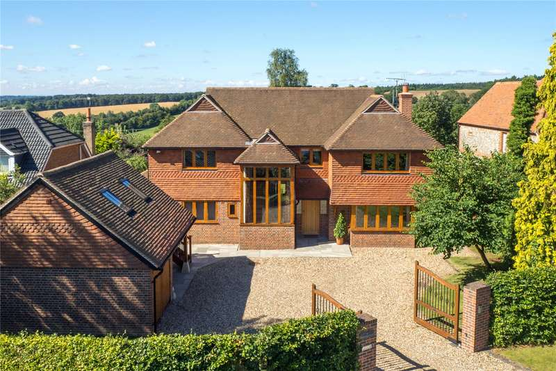 5 Bedrooms Detached House for sale in Frieth Road, Marlow, Buckinghamshire, SL7