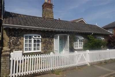2 Bedrooms House for rent in Flint Cottage, Saxmundham