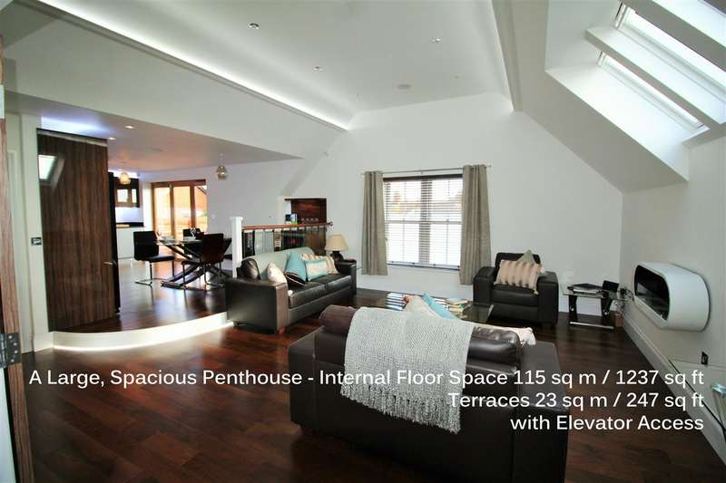 3 Bedrooms Apartment Flat for sale in LEOPOLD ROAD, FRANCIS COURT HIGH SPECIFICATION 3 BEDROOM PENTHOUSE