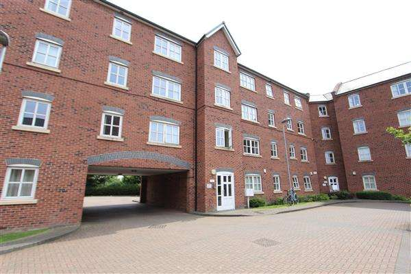 2 Bedrooms Apartment Flat for sale in Quayside, Grosvenor Wharf Road, Ellesmere Port