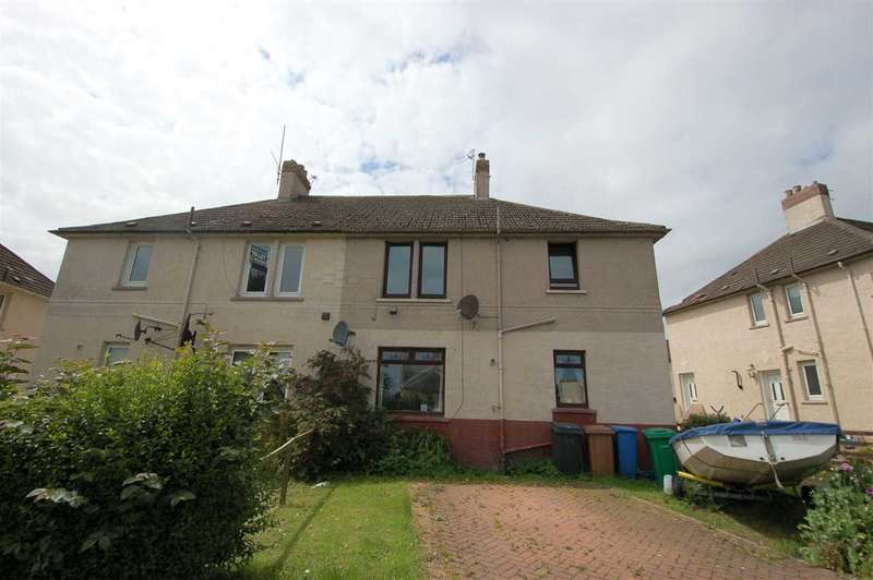 2 Bedrooms Apartment Flat for sale in Randolph Crescent, Boreland, Kirkcaldy