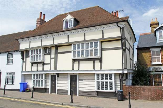 5 Bedrooms Cottage House for sale in High Street, Newington, Kent