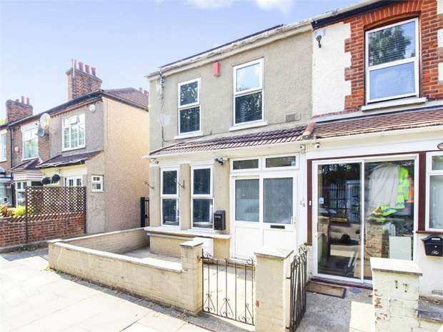 5 Bedrooms End Of Terrace House for sale in Athol Road, Erith, Kent